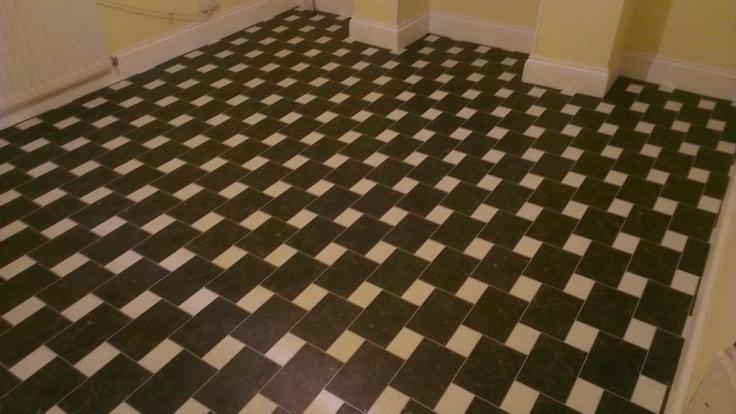 Flooring by Kimpton - Kudos Black Marble & Limestone