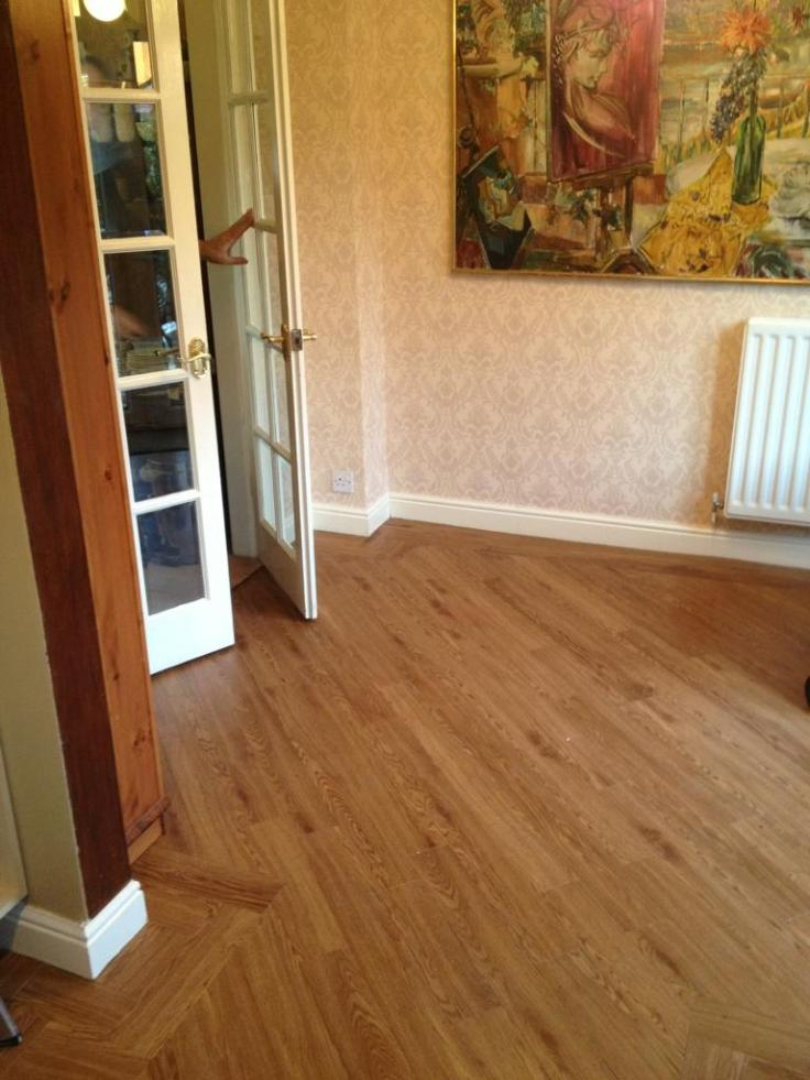 K Bardsley Joinery - Bevel Line Classic Oak