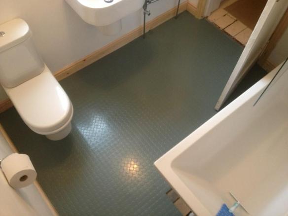 SCD Flooring - Saarfloor Noppe stud tile