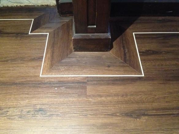 SWT Flooring - Camaro Roasted Oak detail