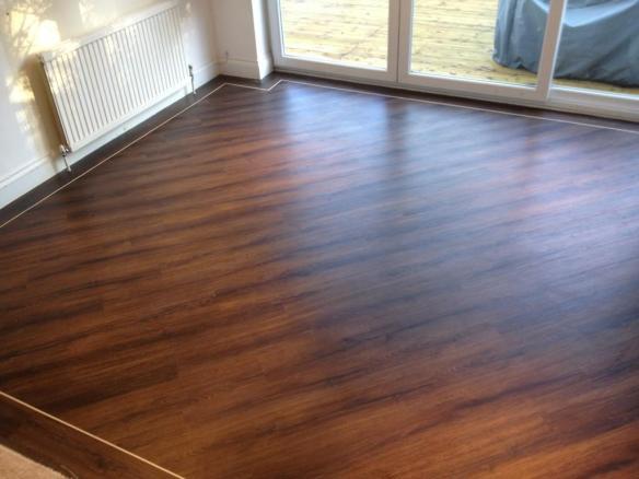 SWT Flooring - Camaro Roasted Oak