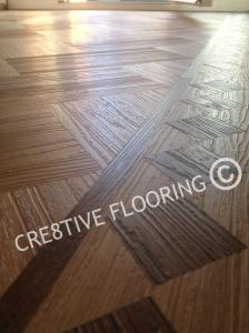 Cre8tive Flooring - Camaro Natural Oak