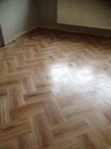 Cre8tive Flooring - Camaro Natural Oak