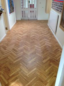 S and D Flooring - Camaro Nut Tree