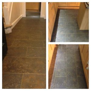 Bedlington Flooring - Camaro Aged Metalstone