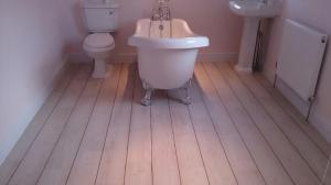 Luke Johnson Floor - Colonia Nordic White Oak