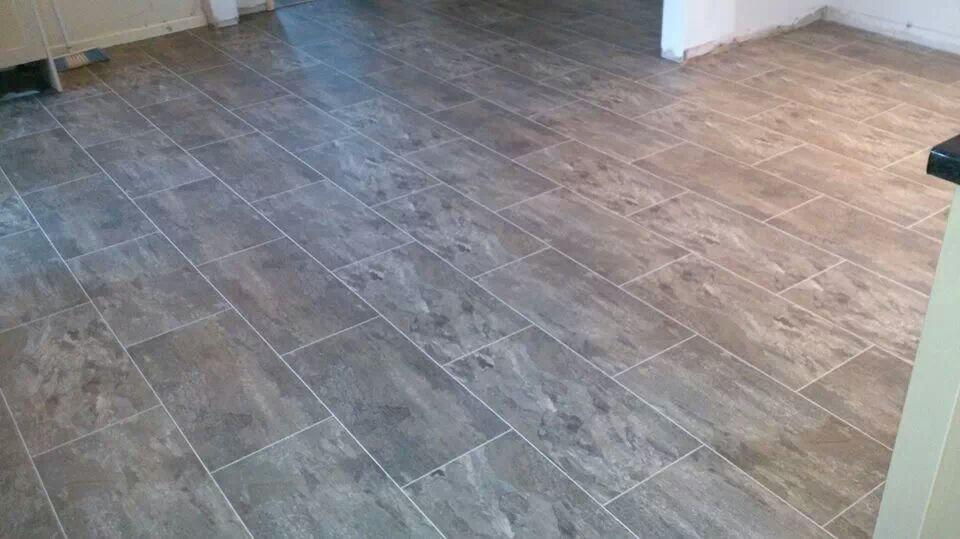 More customer installations polyflor at home for Minimalist flooring