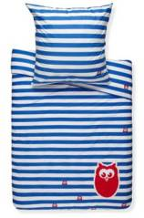 Stripes and Owl Bed Linen