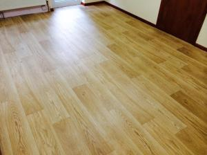 Ward Flooring - Secura Blond Oak