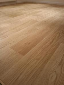 D Jones Flooring - Secura Blond Oak