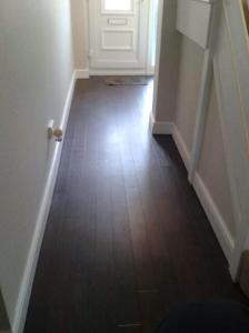Long Lane Flooring - Bevel Line Mahogany