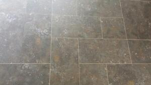 4 Floor Fittings - Camaro Tile Ocean Slate (2319) 3