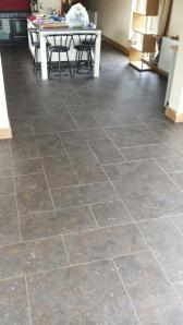 4 Floor Fittings - Camaro Tile Ocean Slate (2319) 4