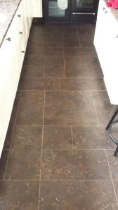 4 Floor Fittings - Camaro Tile Ocean Slate (2319) 5