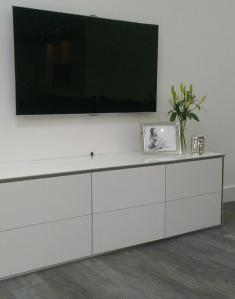 Barratt & Hughes Flooring - Expona Blue Recycled Wood (4068) 1