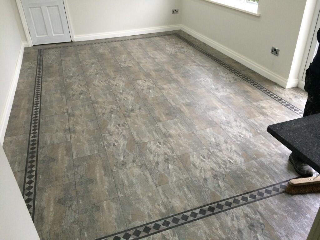 Camaro floor tiles images tile flooring design ideas may 2014 polyflor at home barratt hughes flooring specialist camaro ocean slate 2319 with greek key dailygadgetfo Gallery