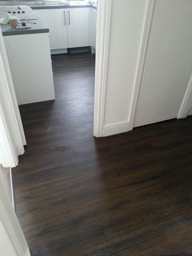 Hallway polyflor at home dan jones flooring camaro country teak 2238 1 dailygadgetfo Gallery