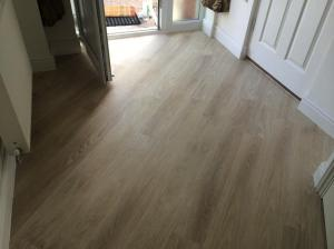 Deben Carpets - Colonia New England Elm (4433) with Pearl Grouting Strip (2033) 3