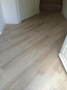 Deben Carpets - Colonia New England Elm (4433) with Pearl Grouting Strip (2033)