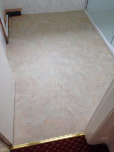 Eclipse Flooring - Camaro Classic Yorkstone (2336) with Pearl Design Strip