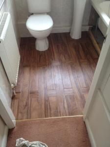 CPS Flooring - Bevel Line French Nut Tree 1976