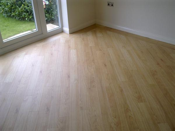 Bevel Line tiles have the edge  Polyflor at Home