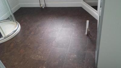 Adam Cahill Flooring, Camaro Aged Metalstone 2338