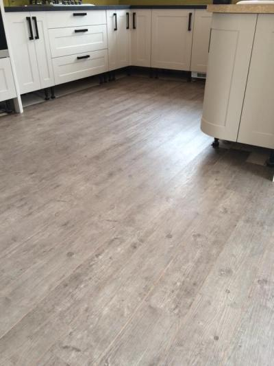 M.F Flooring, Camaro Smoke Brushed Elm 2233