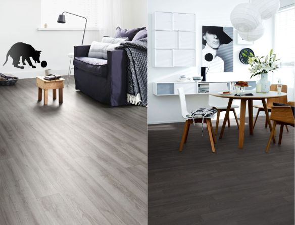Platinum Oak 2142 and Nero Oak 2144