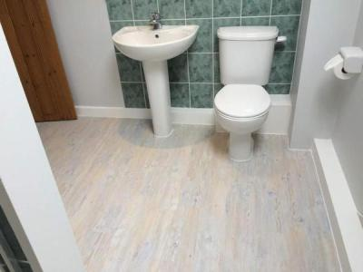 Steve Hansford Flooring, Camaro White Limed Oak 2229