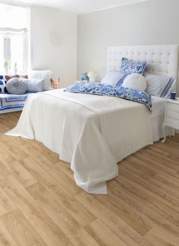 Designatex Cornish Oak vinyl flooring