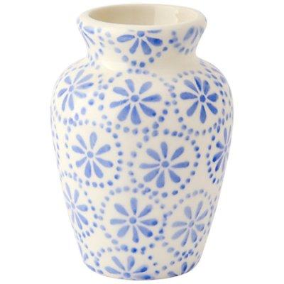Emma Bridgewater Lavender Daisy Mustard Vase, £14.95 from John Lewis
