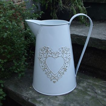 Love Heart Jug, £16.95 from Notonthehighstreet