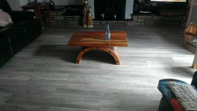 SJS Flooring & Carpets, Camaro Loc Smoke Limed Oak 3437