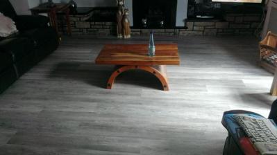 SJS Flooring & Carpets, Camaro Loc Smoke Limed Oak 3437
