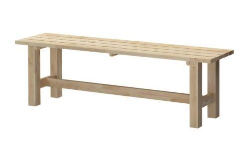 Ikea Norden bench