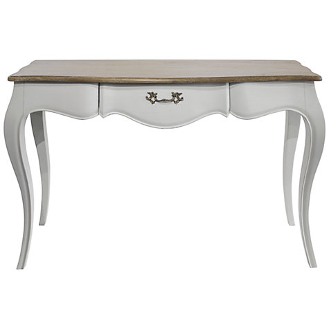 Hudson Living Maison Console Table in Cool Grey. £299 from John Lewis
