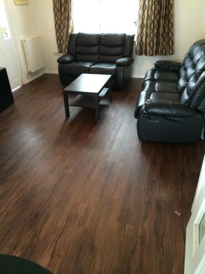 S&M Flooring, Camaro North American Walnut