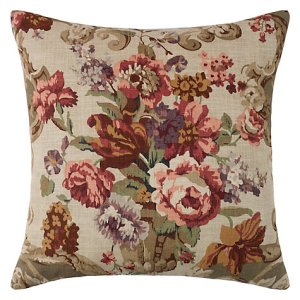 Mulberry Home Floral Rococo Cushion, £130 from John Lewis