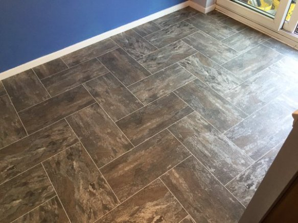 Johnson Flooring, Camaro Ocean Slate