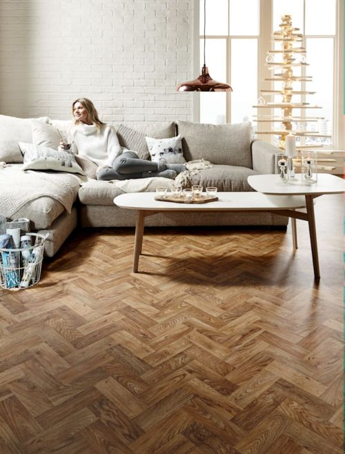 Designatex English Oak Parquet