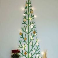Too Cool for Yule – Alternative Christmas Trees for the home