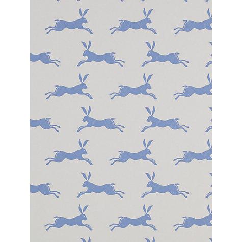 Jane Churchill March Hare Wallpaper, £48 a roll, John Lewis