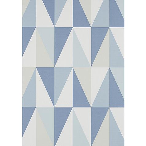 Prestigious Textiles Remix Wallpaper, £48 a roll, John Lewis