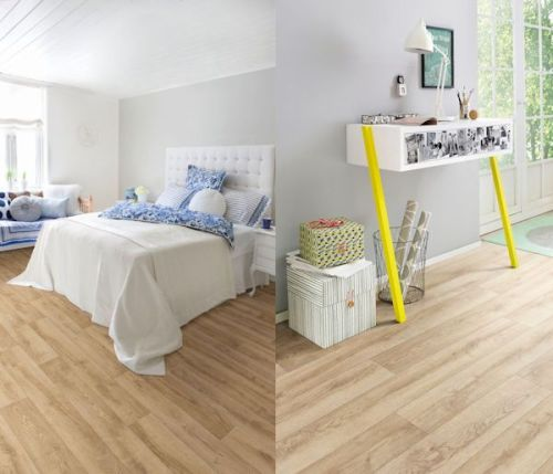 Designatex Cornish Oak (left) and California Oak (right)