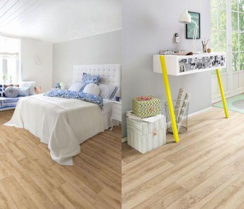 Designatex Cornish Oak (left) and California Oak (right)