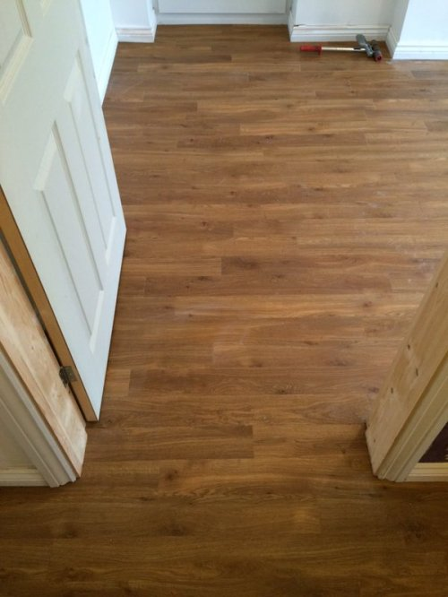 County Flooring, Expona Design Antique Oak