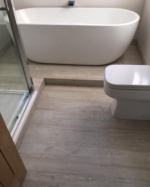 Connect Floors, Colonia White Nordic Oak