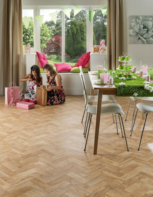 Designatex Laurel Oak Parquet