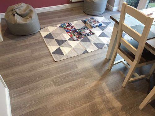 Floor 24, Expona Design Light Elm